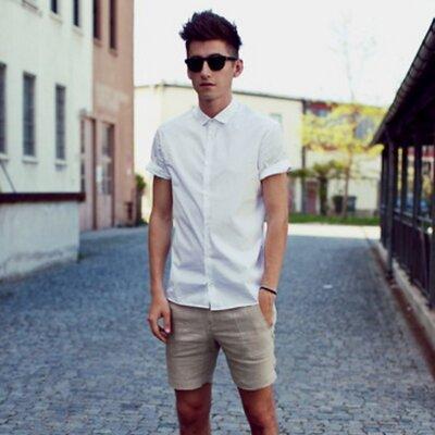 summer casuals for men