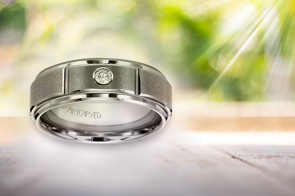 Ring Size for Men's Engagement Rings